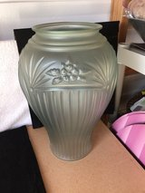 Large Glass Vase in Perry, Georgia