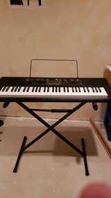 61 key Casio Keyboard w/ stand in Joliet, Illinois