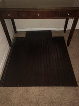 Bamboo desk mat in Kingwood, Texas