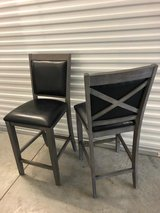 New...Torence Counter-Height Dining Chairs (4) in Camp Lejeune, North Carolina