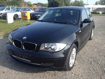 2009 BMW 118 i , MANUAL , NEW INSPECTION !!! in Ramstein, Germany