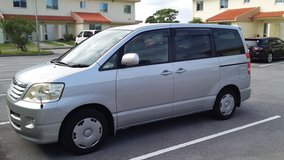 2004 Toyota Noah in Okinawa, Japan