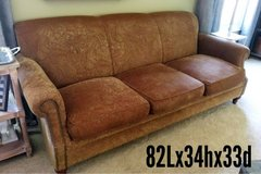 sofa- GREAT CONDITION! $99 *FLASH SALE* THIS WEEK ONLY! in Joliet, Illinois