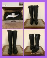 Worn Once Frye Veronica Zip Back Tall Boots Size 9 in Hampton, Virginia