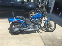Reduced price HD Dyna Wide Glide in Wilmington, North Carolina