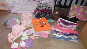3 month girl clothes in Naperville, Illinois