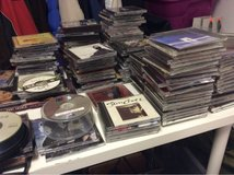 A Large assortments of Music CDs for Sale in Heidelberg, GE