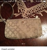 Authentic Coach wristlet in Lakenheath, UK