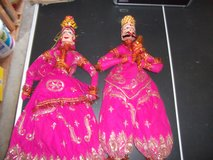 Kathputli Doll Pair in Warner Robins, Georgia