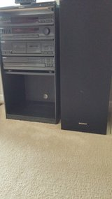 SONY STEREO SYSTEM in St. Charles, Illinois