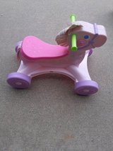 Infant/toddler Pony ride on toy in Morris, Illinois
