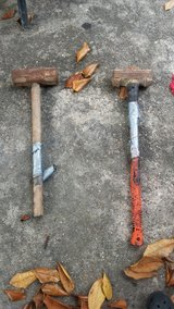 Sledge hammers in DeRidder, Louisiana