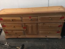 Broyhill Solid Pine Dresser in Vacaville, California