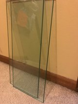 2 glass shelves in Batavia, Illinois
