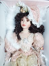 """Porcelain Doll """"Amanda""""  Goldenvale Collection in The Woodlands, Texas"""