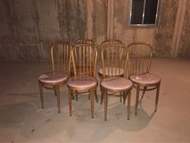 Antique chairs in Tinley Park, Illinois