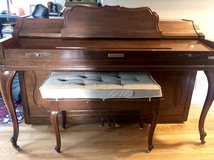 BALDWIN ACROSONIC SPINET PIANO in Westmont, Illinois