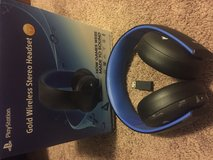 PlayStation Headphones in Fort Bliss, Texas