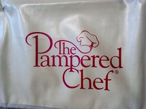 PAMPERED CHEF WATERPROOF SQUARE TABLECLOTH in Lakenheath, UK