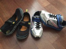 Boys shoes/water shoes in Okinawa, Japan
