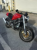 Ducati Monster S4 916cc in Okinawa, Japan