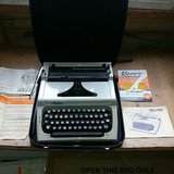 erika typewrite complete working with all documentation in Lakenheath, UK