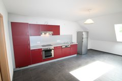 Bitburg-Stahl- 4Bd/1.5 Top Level Apartment with Floor Heat in Spangdahlem, Germany