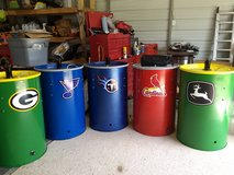 uds drum smoker bbq grill in Clarksville, Tennessee