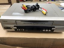 Sanyo VHS Player & 200 Movies in Fort Knox, Kentucky