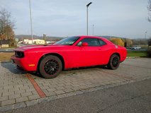 Dodge Challenger in Hohenfels, Germany