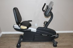 Reebok RB 345 Recumbent Exercise Bike- in CyFair, Texas