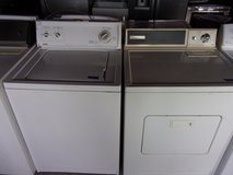 Kenmore Washer and Dryer in Fort Riley, Kansas
