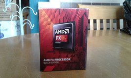 AMD FX 6300 black addition am3+ cpu in Lakenheath, UK