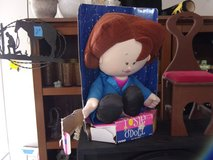 """Rosie O"" Doll in Fort Riley, Kansas"