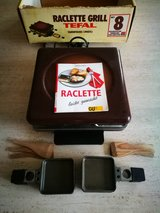 220v Raclette Grill in Ramstein, Germany