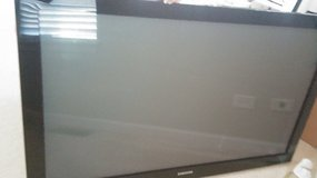 "50"" SAMSUNG PLASMA TV in Oswego, Illinois"