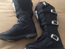 Thor dirtbike quad mx riding boots in Yucca Valley, California
