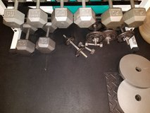 DUMBBELLS in Fort Leonard Wood, Missouri