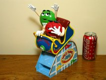 M&M's Wild Thing Roller Coaster Candy Dispenser in Westmont, Illinois