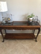 Bassett oak Entry table in 29 Palms, California