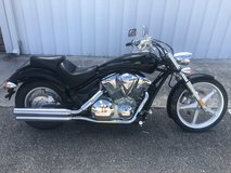 2010 Honda Sabre VT1300 in Wilmington, North Carolina