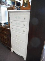 Wonderful White Lingerie Chest in Naperville, Illinois