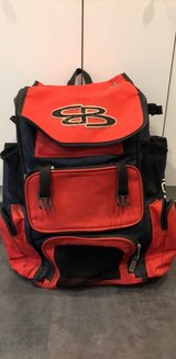 Boombuh softball backpack in Bolling AFB, DC