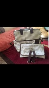 Large Striped Diaper Bag in Oceanside, California