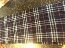 Authentic Burberry Scarf in Naperville, Illinois