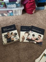 ISSA Personal Training Textbooks (3) in Vacaville, California