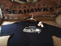 RUSSELL WILSON - NFL Team Apparel T-Shirt (XL) *** NEW with TAGS *** in Tacoma, Washington