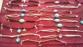 Handmade Bracelets $5 each in Fort Sam Houston, Texas