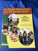 Singapore Math Parent Connection Book in Fort Leonard Wood, Missouri
