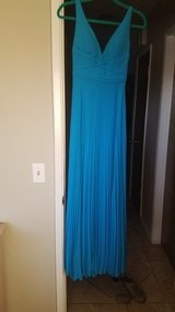 Beautiful blue Laundry Ball Gown in Camp Pendleton, California